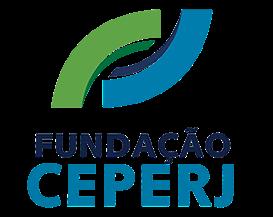 Imagem do logotipo da Fundação Ceperj